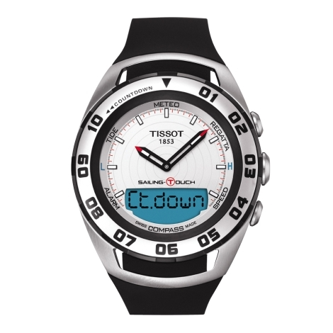 Hodinky TISSOT SAILING-TOUCH  T056.420.27.031.00