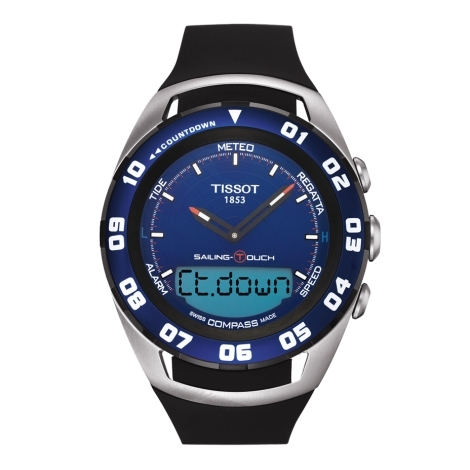 Hodinky TISSOT SAILING-TOUCH  T056.420.27.041.00