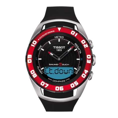 Hodinky TISSOT SAILING-TOUCH  T056.420.27.051.00