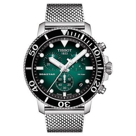 Hodinky Tissot SEASTAR 1000 T120.417.11.091.00