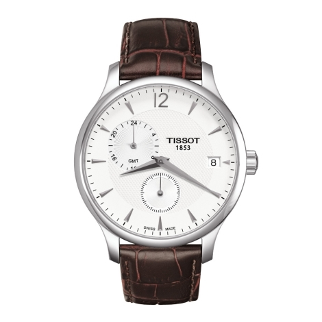 Hodinky Tissot TRADITION GMT  T063.639.16.037.00