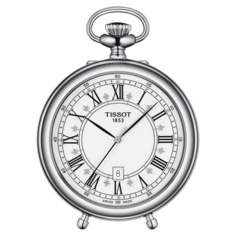 Kapesní hodinky T-Pocket quartz T866.410.99.013.00