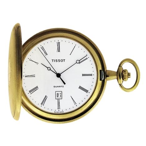 Kapesní hodinky Tissot SAVONNETTE T83.4.508.13