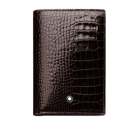 MST SEL Wallet 12cc View Pocket Mocha 103408