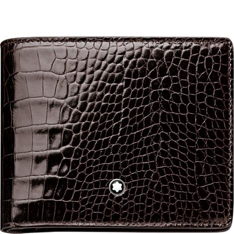 MST SEL Wallet 6cc Pocket Card Mocha 103406