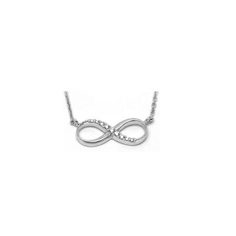 Náhrdelník s diamanty 34822