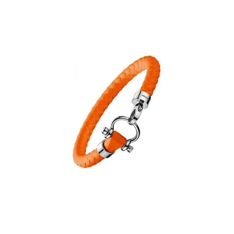 Náramek Omega Aqua oranžový  B34STA0509104