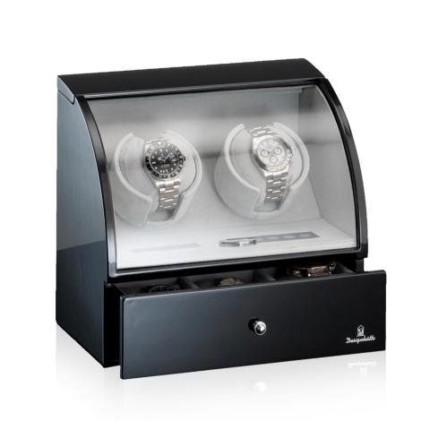 Natahovač hodinek Designhutte Basel 2LCD  70005/48
