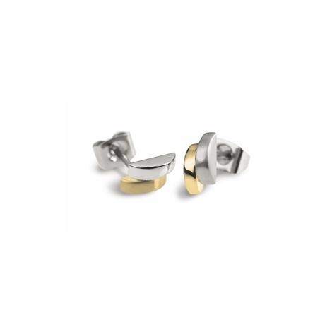 Náušnice Boccia Titanium  0552-03