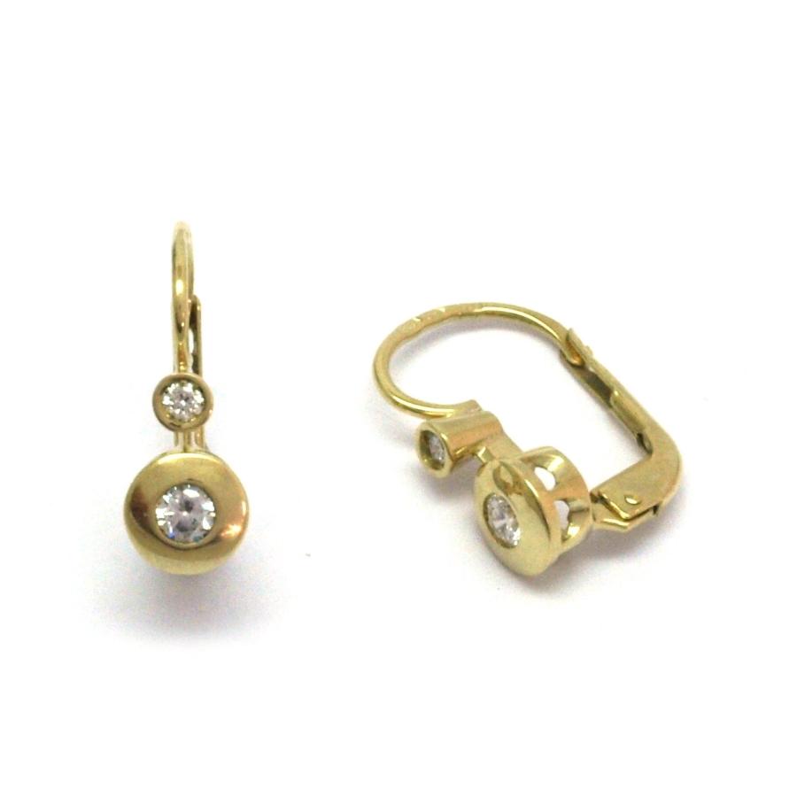 de248f09d Diamantové náušnice 26850   DEAL Klenotnictví