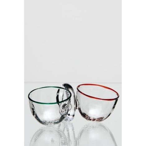 NOCE -  miska z kolekce uměleckého skla Bořka Šípka