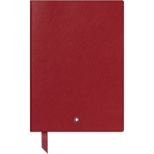Notes Montblanc Red linkovaný A5  116521