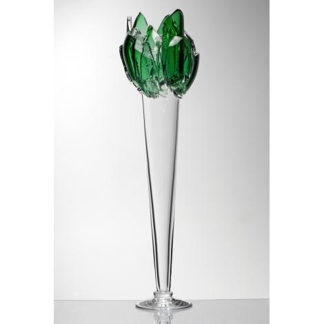 PRIMÁSEK -  váza střepová z kolekce uměleckého skla Bořka Šípka