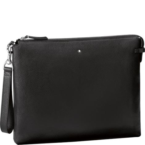 Příruční taška Montblanc Soft Grain  114458