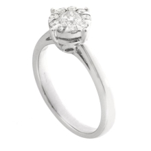 Prsten Chimento BOUQUET 2,2g 0,39ct 750/1000 1AHE050BB5130