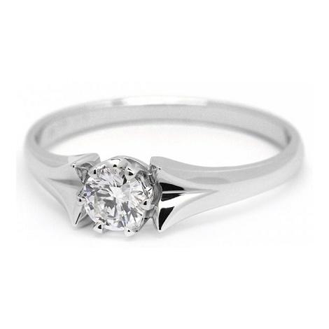 Prsten s diamanty  34064