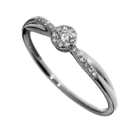 Prsten s diamanty 46686R008-53