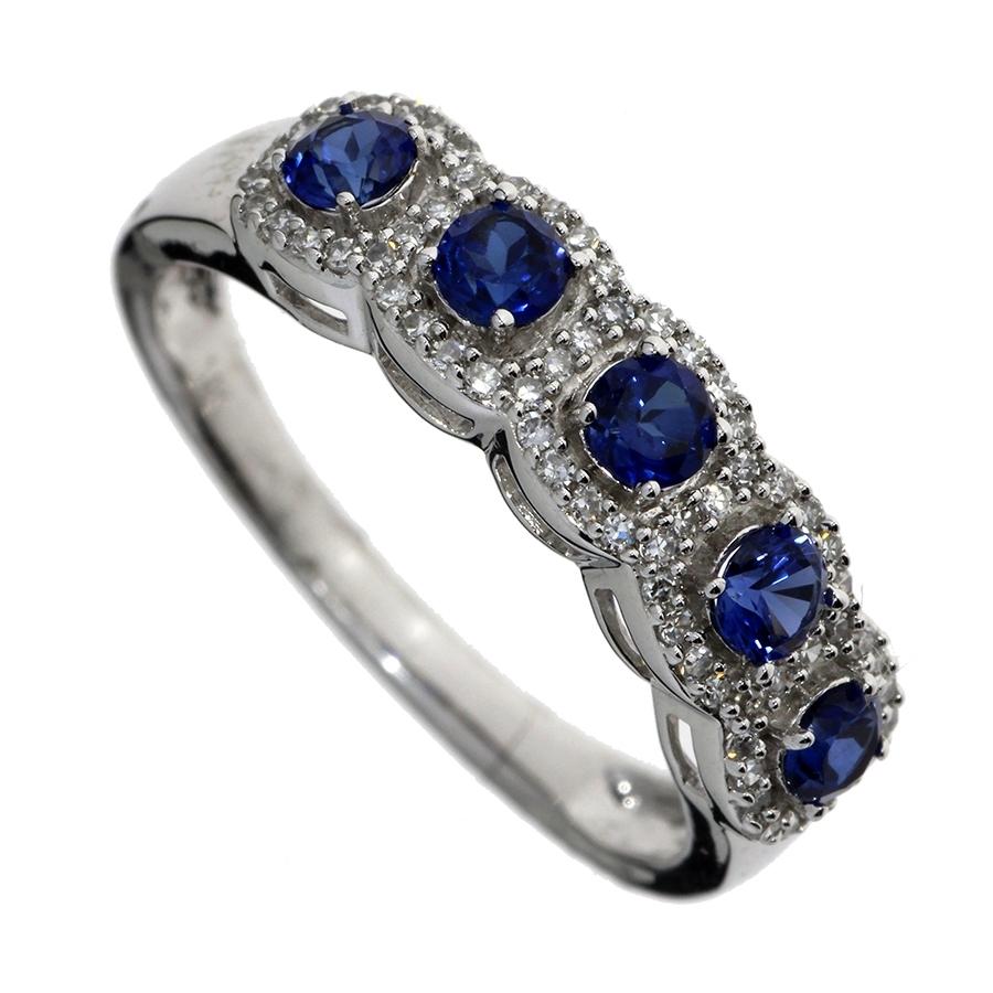 2cf2c924e Diamantový prsten RG09042CL-55 | DEAL Klenotnictví