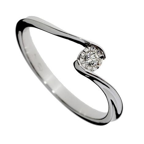 Prsten s diamanty AJR21655-52