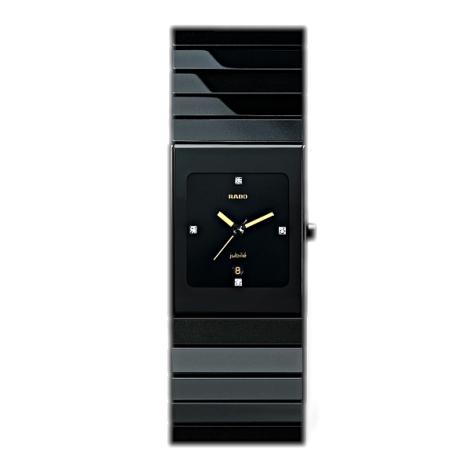 R21347742 L Watch Ceramica Black,J,black