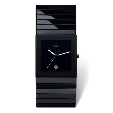 R21716152 XL Watch Ceramica Black, black