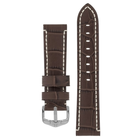 Řemínek Hirsch Knight L 24mm 10902810-2-24