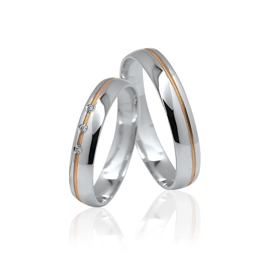 Snubni Prsteny Model 60 S Deal Klenotnictvi