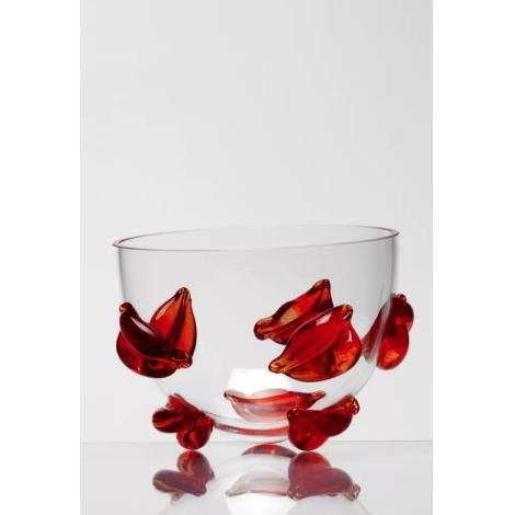 SWEETIE - miska z kolekce uměleckého skla Bořka Šípka