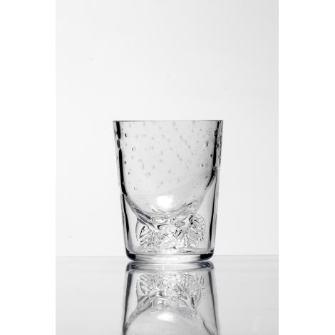 WHISKY - sklenička na whisky z kolekce uměleckého skla Bořka Šípka